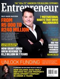 Entrepreneur November 2017-Cover