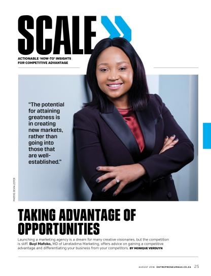 Entrepreneur August 2018-Buyi Mafoko WR