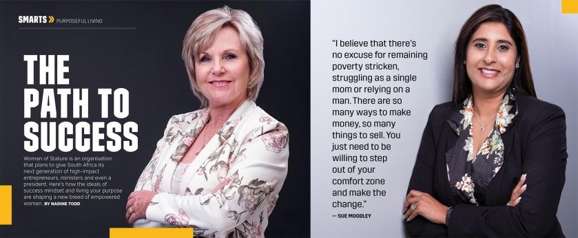 Entrepreneur November 2018-WomanOfStature
